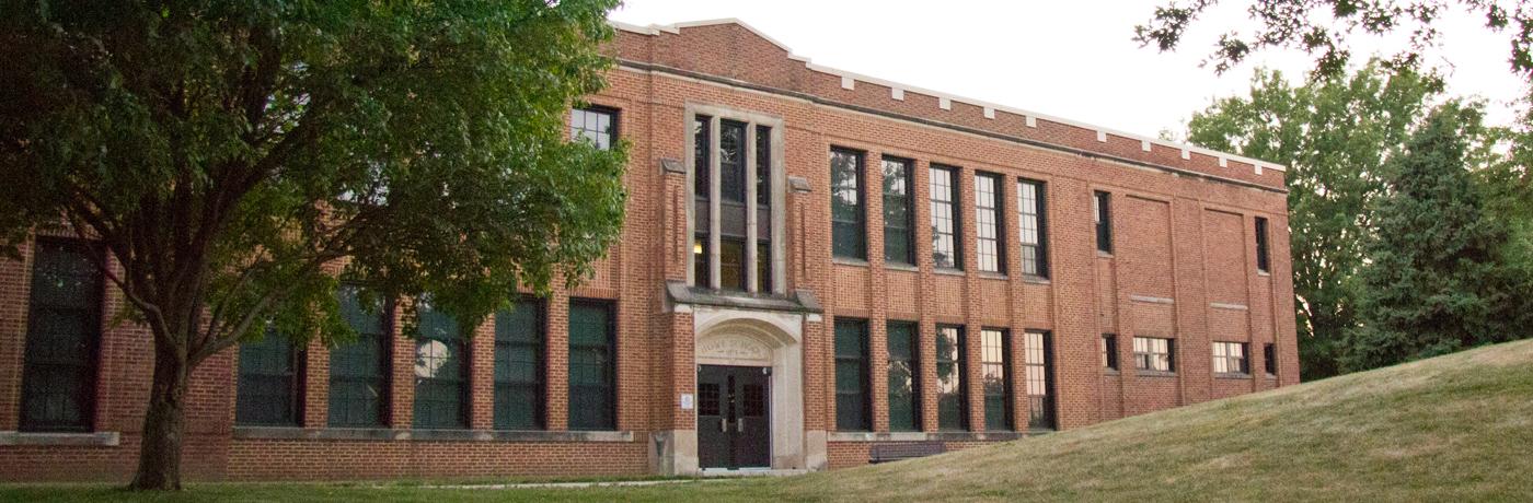 Howe Elementary School Building