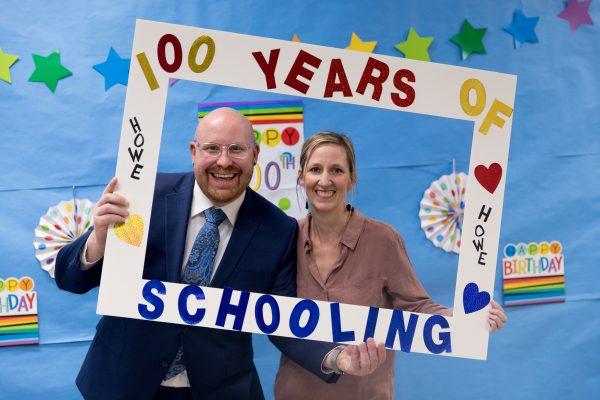 Howe Elementary Celebrates 100 Years of Schooling